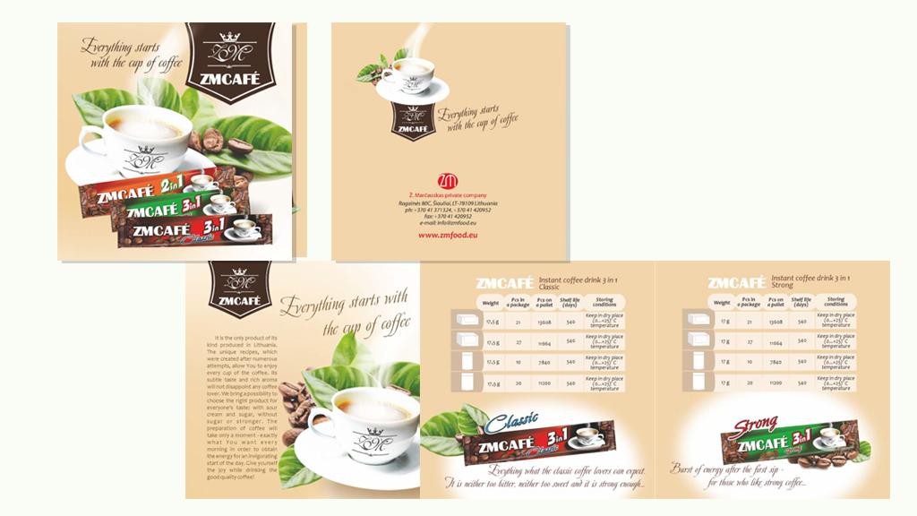 zm kava lankstinukast